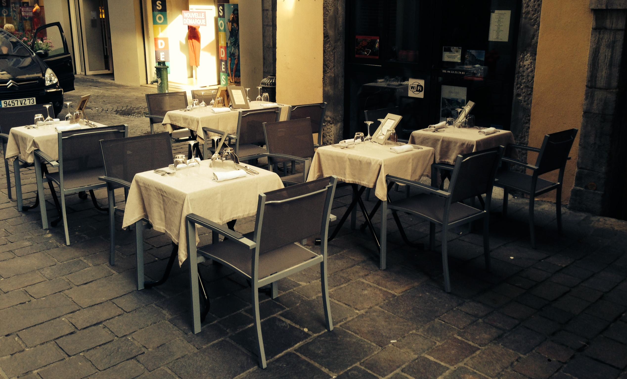 restaurant gastronomique 4