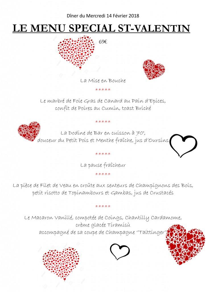 Restaurant St Valentin Chambery